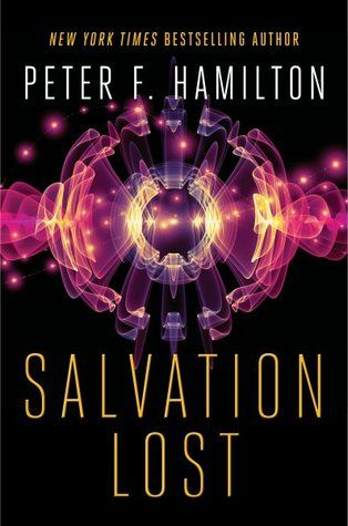Peter F. Hamilton: Salvation Lost (English review)