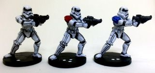 Imperial Assault (festés)