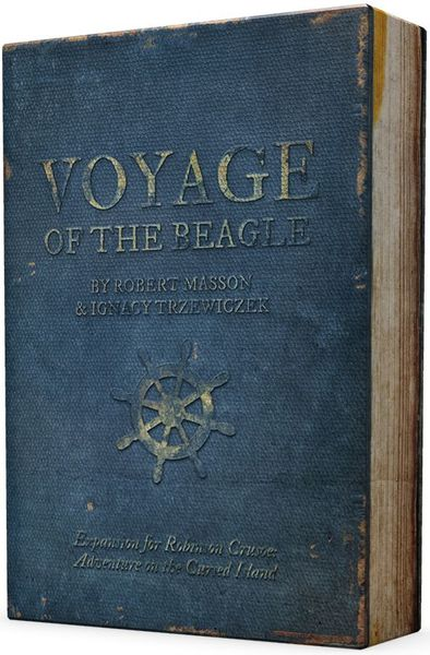 Robinson Crusoe: Voyage of the Beagle